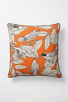 Something very wrong when you ca charge almost 200 dollars for a pillow. Still beautiful. Even more wrong when you are trying to figure out how to justify buying it!