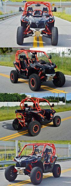 Power Sports ATVs UTVs: 2016 Atv Can Am Turbo 1000R Semi Street Legal -> BUY IT NOW ONLY: $15500 on eBay!