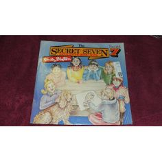 LP The Secret Seven - Shock for the secret Seven Vinyl LP BRAND NEW SEALED in the Soundtracks & Musicals category was listed for on 19 Jul at by amazingfindz in Nelspruit The Secret Seven, Lp, Musicals, Seal, Brand New, Baseball Cards, Games, Books, Movies