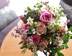 #koriyamamonolith#novarese#VressetRose#Wedding #pink #smokypink #Round #bouquet #clutchbouquet #natural #Flower #Bridal#郡山モノリス#ノバレーゼ#ブレスエットロゼ #ウエディング#ピンク #スモーキーピンク #シンプル #ブーケ #クラッチブーケ # ナチュラル# 花#バラ#ナチュラル #ブライダル#結婚式