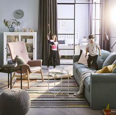 Best Of Ikea Egypt Living Room . the Ikea Catalogue 2019 sofa Bed for Bedroom Sofa Back Cushions, Deep Seat Cushions, Beautiful Living Rooms, Cozy Living Rooms, Sofa Green, Ikea Rug, Salons Cosy, Ikea Family, Bed Slats