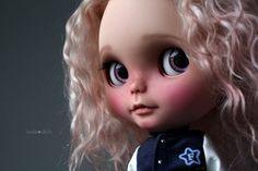 Brie custom Blythe doll by Jodiedolls por Jodiedolls en Etsy