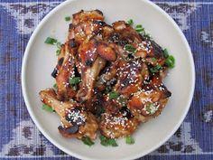 Sticky Sesame Wings Smitten Kitchen