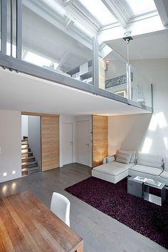 Triplex Apartment in Monaco by Federico Delrosso 6/16 by yossawat.com, via Flickr