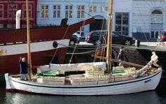TS19 Mæfikken i Nyhavn. Ejer: Fejø Drivkvaselaug. http://fejoedrivkvaselaug.dk/foto.html