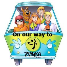 On the way to ZUMBA