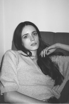 """View the link to read a Vogue article about the new starlet, Stacy Martin and her role as the young CHARLOTTE GAINS BURG in """"nymphomaniac""""."""