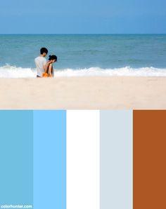 Sapin-sapin Color Scheme