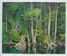 Landscape, abstract, contemporary, figurative or floral. One of the largest collections of Tom Thomson and the Group of Seven prints in Canada. Tom Thomson, Emily Carr, Group Of Seven Artists, Group Of Seven Paintings, Canadian Painters, Canadian Artists, Landscape Art, Landscape Paintings, Tree Paintings
