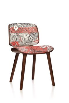 Nut Dining Chair by Marcel Wanders Armchair, Cushions, Design, Interior, Furniture, Home Decor, Dining Chairs, Stool, Chandeliers
