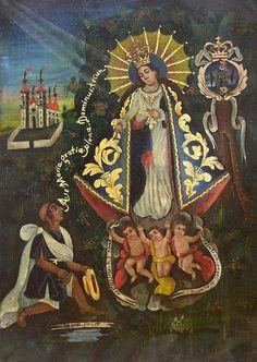 The Virgin of Ocotlán II...