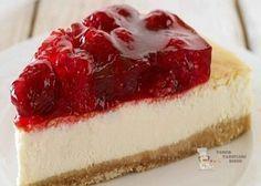 Frambuazlı Cheesecake Tarifi