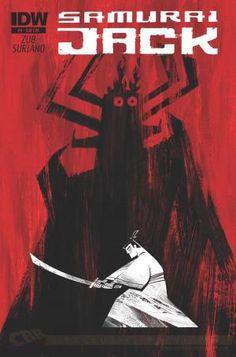 """Samurai Jack"" by Genndy Tartakovsky"