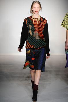 Fall 2012 Ready-to-Wear  Basso & Brooke