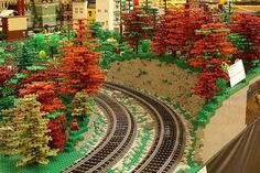 Image result for lego train layouts
