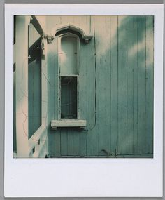 Walker Evans - Window of White Clapboard House (1974)