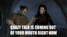 XD Bolin is like the new Sokka for sure