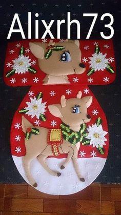 Felt Christmas Ornaments, Christmas Love, Christmas 2019, Christmas Crafts, Christmas Decorations, Holiday Decor, Holiday Ideas, Christmas Stockings, Merry Christmas