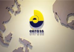 """Check out my @Behance project: """"ekross branding"""" https://www.behance.net/gallery/44538391/ekross-branding"""