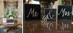 Lake Mary Events Wedding - Corner House Photography - Orlando Wedding Photographer- black and silver wedding reception decor