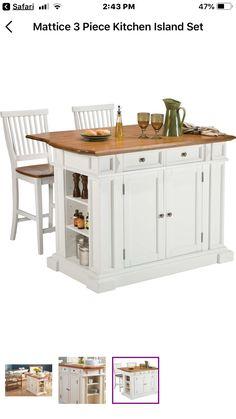 Mobile Kitchen Island, Black Kitchen Island, Kitchen Island With Seating, Kitchen Islands, Raised Panel Cabinet Doors, Ikea, Layout, Black Kitchens, Cool House Designs
