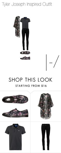 """""""Tyler Joseph Inspired Outfit. 