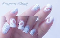 Swans Heart by EmpressTang