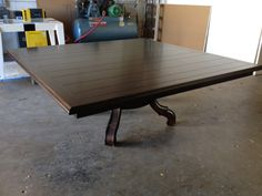 Look at this gorgeous, custom-designed table! It's ready to be shipped!