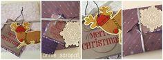annie scrappt - rund ums Papier und noch viel mehr: viele, viele Weihnachtsverpackungen