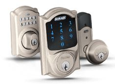 Security Door and Keyless Entry Locks | Schlage  #CurbAppealContest