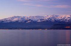 Lefka Ori, crete winter