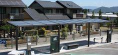 Multi-purpose solar power shelter developed in Japan: pv-magazine
