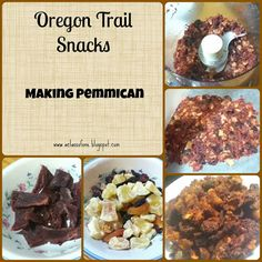 Pemmican is an ancient survival food that has NO SHELF LIFE. You can make this and store it for an emergency food supply in a survival situation. It will last for decades once made so it is absolutely the ultimate survival food. Survival Food, Survival Prepping, Survival Skills, Survival Weapons, Doomsday Prepping, Emergency Preparedness, Best Camping Meals, Backpacking Recipes, Camping Life