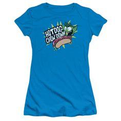 d049ee39e7ea Chow Down Teen Titans Go! Juniors T-Shirt