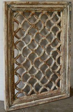 Dieses Stück Deckenverkleidung lässt sich auch gut als #Fenster im Treppenhaus einsetzen. Kann man über www.guru-Shop.de direkt aus #Indien bestellen.