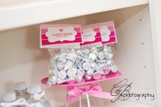 Be Mine Valentine's Day Party - Garland Tutorial & Party Ideas - Kara's Party Ideas - The Place for All Things Party
