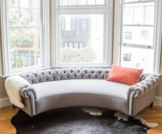 bay window seating bench - Google Search