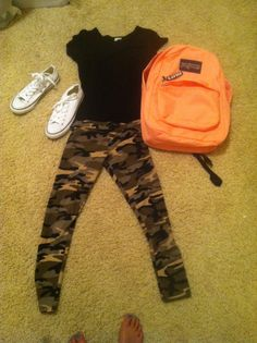 First day of school outfit!!