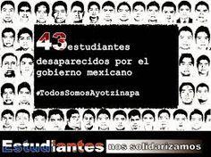 Declaración de los estudiantes de Cuba en solidaridad con el estudiantado mexicano...