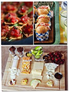 Aperitivos, food, beauty food,