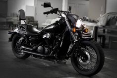 Honda Shadow Phantom mod