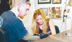 There're several aspects you should look through in the order of for, earlier than deciding on where to get a hold your tattoo completed. Most of people don't stop to consider about whether or not the shop practices disinfected procedure.