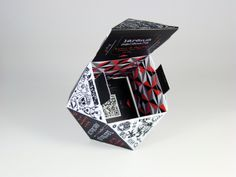 Packaging of the World: Creative Package Design Archive and Gallery: Laranja Mecânica (Student Work)