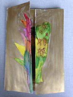 relecture de l'arbre de vie G.Klimt