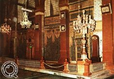 Secrets of the Prophet's Masjid – The Pillars