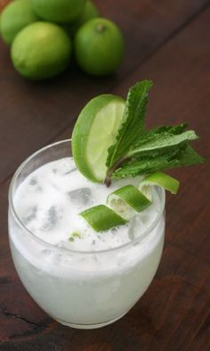Acapulco Cocktail is a refreshing cocktail perfect for sipping under the sun. Fresh lime juice gives this drink a tropical vibe.