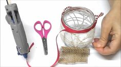 Lanterna di Natale: tutorial di riciclo creativo DIY Christmas Lanterns