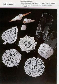 Crochet Handicraft: motivi kruchkom jpg charts