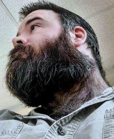 Ungroomed head of hair can make you think grubby and appearance older. Shaving ointment and Beards And Mustaches, Hot Beards, Moustaches, Walrus Mustache, Beard No Mustache, Great Beards, Awesome Beards, Scruffy Men, Hairy Men