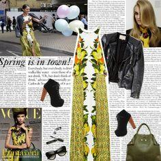 Summer Maxi Dresses 2013